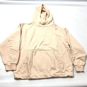 Kith Double Pocket Hoodie Hooded Sweatshirt Men L